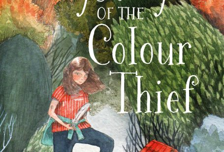 Image result for The mystery of the colour thief