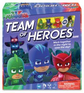 REVIEW: PJ Masks Team of Heroes Game -