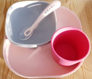 New Feeding Noddy Bowl With Suction Base At Any Cost